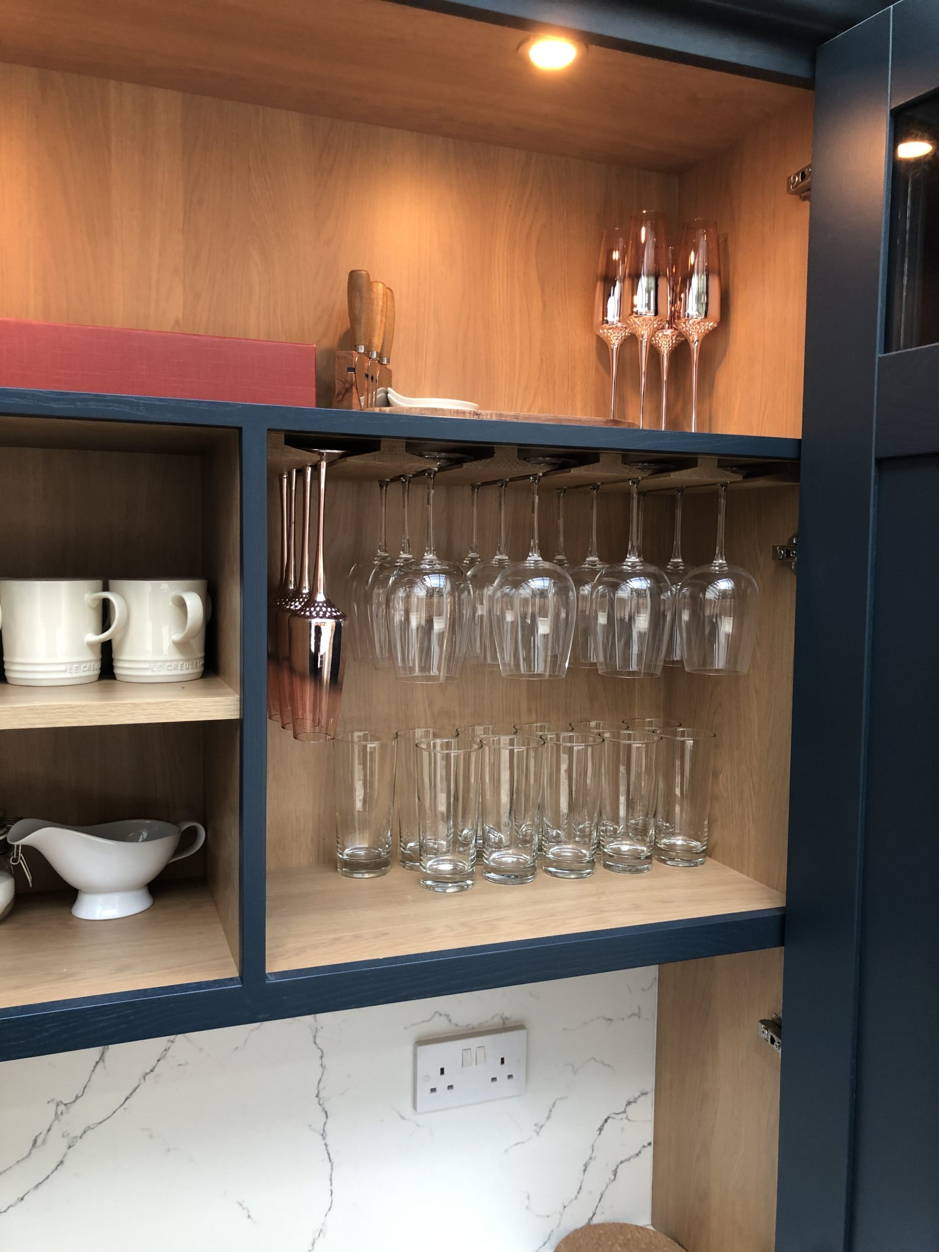 Woodbine-Kitchen-Cabinet-Glasses